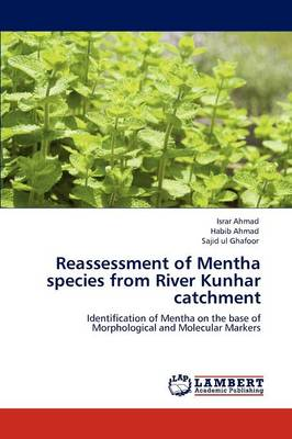 Reassessment of Mentha Species from River Kunhar Catchment (Paperback)