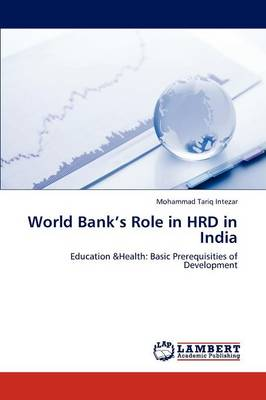 World Bank's Role in Hrd in India (Paperback)