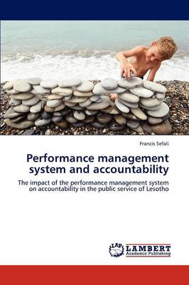 Performance Management System and Accountability (Paperback)