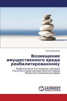 Vozmeshchenie Imushchestvennogo Vreda Reabilitirovannomu (Paperback)