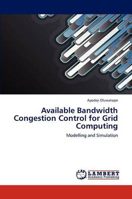Available Bandwidth Congestion Control for Grid Computing (Paperback)
