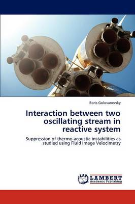 Interaction Between Two Oscillating Stream in Reactive System (Paperback)