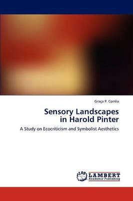 Sensory Landscapes in Harold Pinter (Paperback)