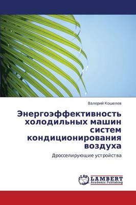 Energoeffektivnost' Kholodil'nykh Mashin Sistem Konditsionirovaniya Vozdukha (Paperback)