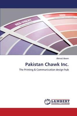 Pakistan Chawk Inc. (Paperback)