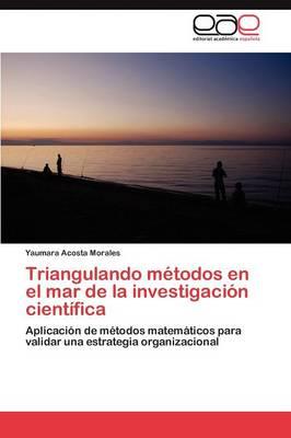 Triangulando Metodos En El Mar de La Investigacion Cientifica (Paperback)