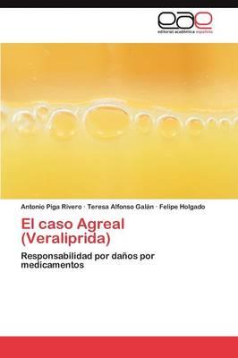 El Caso Agreal (Veraliprida) (Paperback)