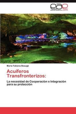Acuiferos Transfronterizos (Paperback)