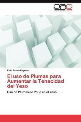 El USO de Plumas Para Aumentar La Tenacidad del Yeso (Paperback)