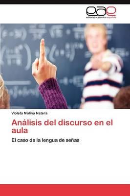 Analisis del Discurso En El Aula (Paperback)