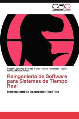 Reingenieria de Software Para Sistemas de Tiempo Real (Paperback)