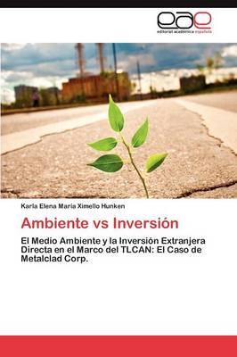 Ambiente Vs Inversion (Paperback)