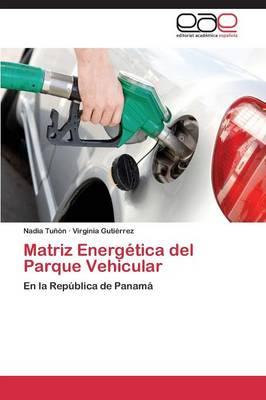 Matriz Energetica del Parque Vehicular (Paperback)