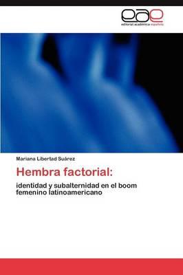 Hembra Factorial (Paperback)