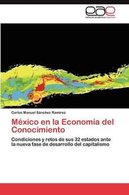 Mexico En La Economia del Conocimiento (Paperback)