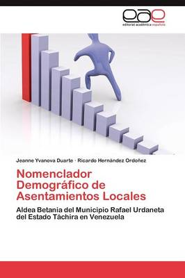 Nomenclador Demografico de Asentamientos Locales (Paperback)