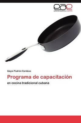 Programa de Capacitacion (Paperback)