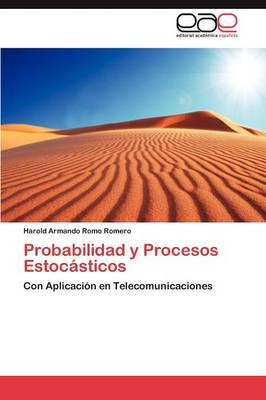 Probabilidad y Procesos Estocasticos (Paperback)