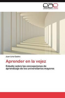 Aprender En La Vejez (Paperback)