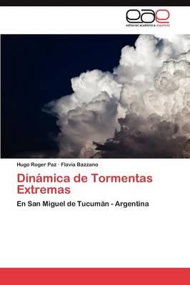 Dinamica de Tormentas Extremas (Paperback)