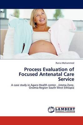 Process Evaluation of Focused Antenatal Care Service (Paperback)