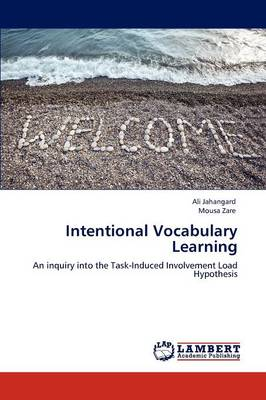 Intentional Vocabulary Learning (Paperback)