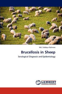 Brucellosis in Sheep (Paperback)