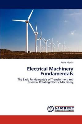 Electrical Machinery Fundamentals (Paperback)