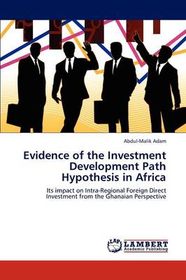 Evidence of the Investment Development Path Hypothesis in Africa (Paperback)