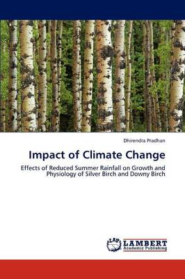 Impact of Climate Change (Paperback)