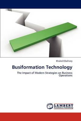 Busiformation Technology (Paperback)