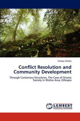 Conflict Resolution and Community Development (Paperback)
