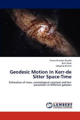 Geodesic Motion in Kerr-de Sitter Space-Time (Paperback)
