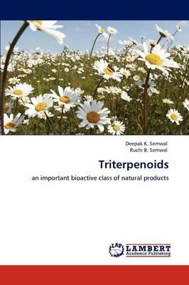 Triterpenoids (Paperback)