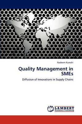 Quality Management in Smes (Paperback)