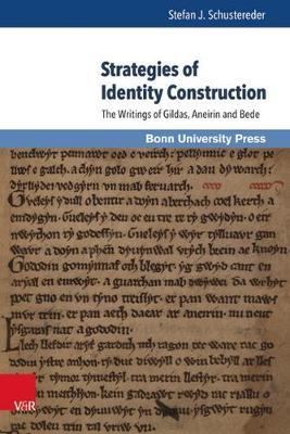 Strategies of Identity Construction: The Writings of Gildas, Aneirin and Bede - Super Alta Perennis. Studien Zur Wirkung der Klassischen Ant 18 (Hardback)