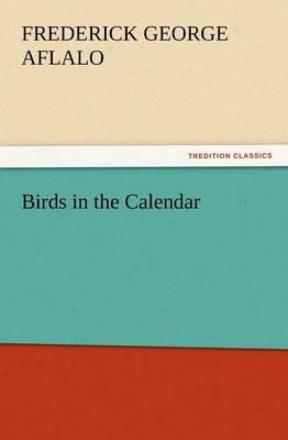 Birds in the Calendar (Paperback)