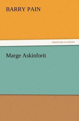 Marge Askinforit (Paperback)