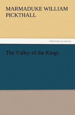 The Valley of the Kings (Paperback)