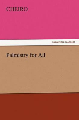 Palmistry for All (Paperback)