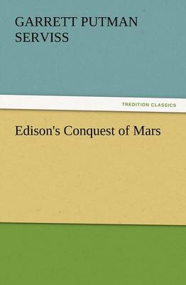 Edison's Conquest of Mars (Paperback)