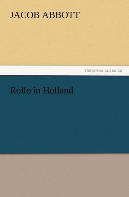 Rollo in Holland (Paperback)