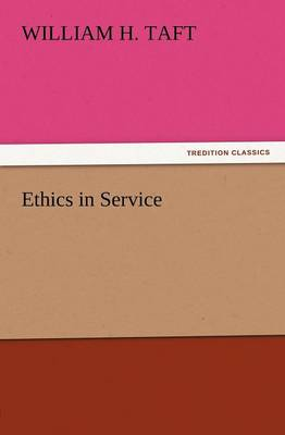 Ethics in Service (Paperback)