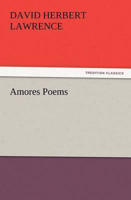 Amores Poems (Paperback)