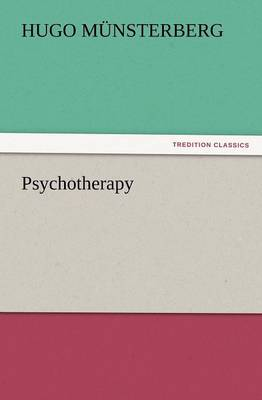Psychotherapy (Paperback)