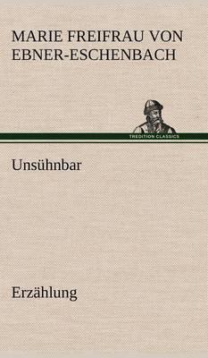 Unsuhnbar (Hardback)