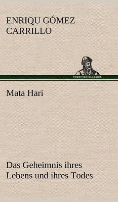 Mata Hari (Hardback)