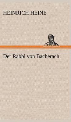 Der Rabbi Von Bacherach (Hardback)