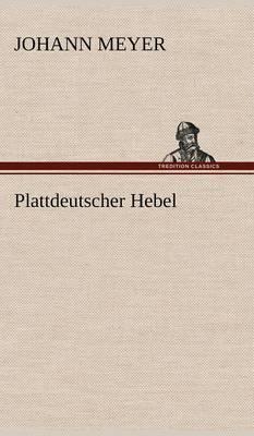 Plattdeutscher Hebel (Hardback)
