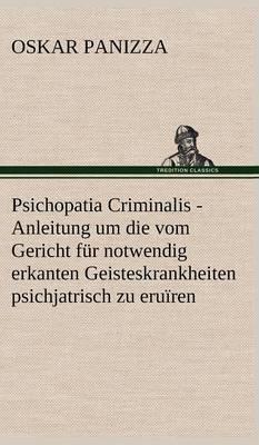 Psichopatia Criminalis (Hardback)